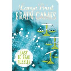 Large Print Brain Games