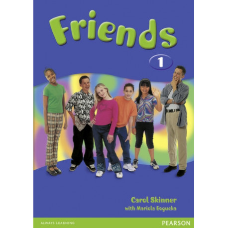 Friends 1 (Global) Students' Book