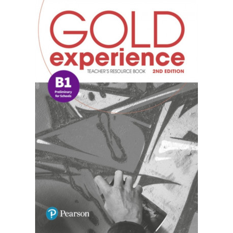 Gold Experience 2nd Edition B1 Teacher's Resource Book