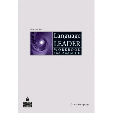 Language Leader Advanced Workbook Without Key and Audio CD Pack
