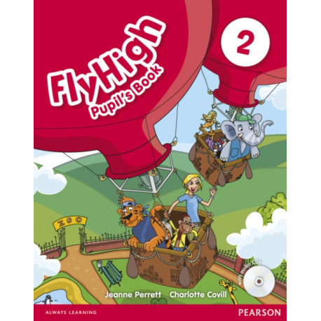 Fly High Level 2 Pupil's Book and CD Pack