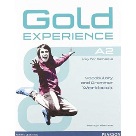 Gold Experience A2 Students' Book eText and MEL Access Card with Workbook Pack (BENELUX)
