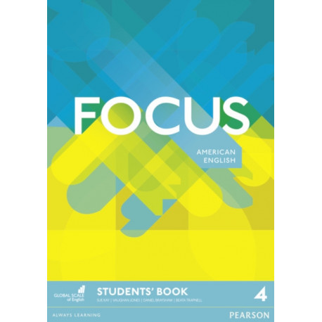Focus AmE 4 Students' Book