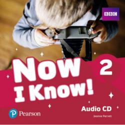 Now I Know 2 Audio CD