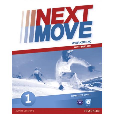 Next Move 1 Workbook & MP3 Audio Pack