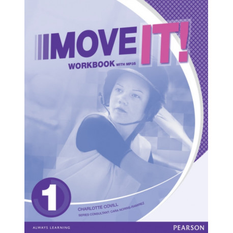 Move It! 1 Workbook & MP3 Pack