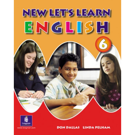 New Let's Learn English Pupils' Book 6