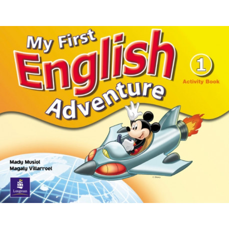 My First English Adventure Level 1 Activity Book