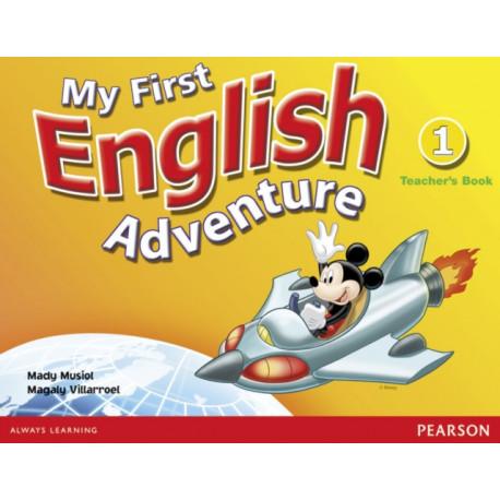 My First English Adventure Level 1 Teacher's Book