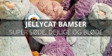 Jellycat bamser